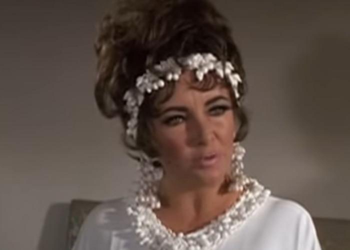 """Elizabeth Taylor in """"Boom"""""""