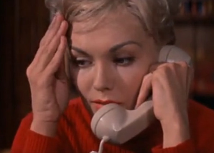Kim Novak in Strangers When We Meet (1960)