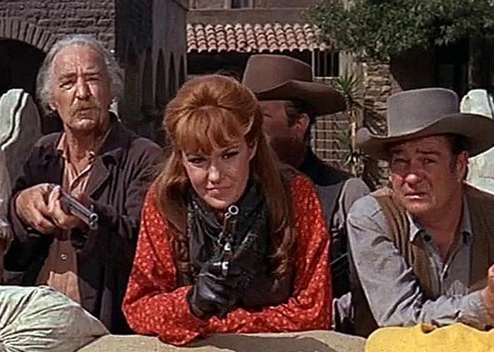 Barbara Rhoades in The Shakiest Gun in the West (1968)