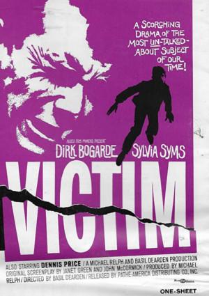 Dirk Bogarde in Victim (1961)