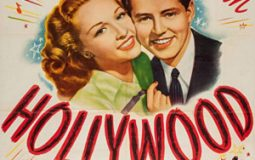 Tom Breneman, Bonita Granville, and Edward Ryan in Breakfast in Hollywood (1946)