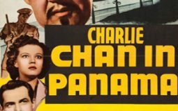 Kane Richmond, Jean Rogers, and Sidney Toler in Charlie Chan in Panama (1940)