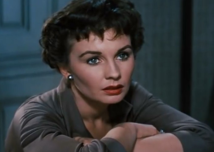 Jean Simmons in Hilda Crane (1956)