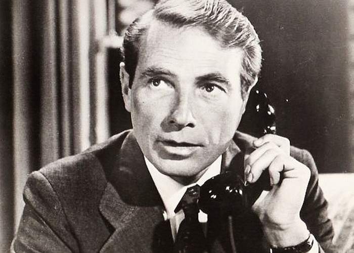 Gary Merrill in Phone Call from a Stranger (1952)