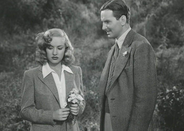 Betty Grable and John Sutton in A Yank in the R.A.F. (1941)