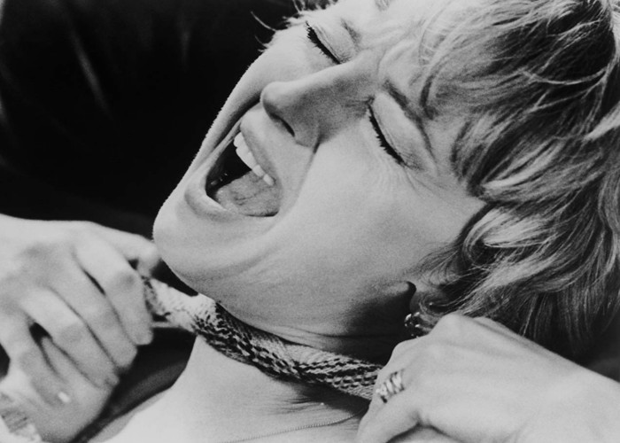Barbara Leigh-Hunt in Frenzy (1972)