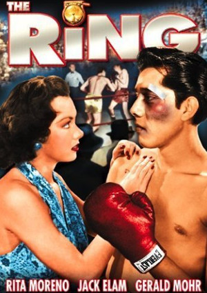 Rita Moreno and Lalo Rios in The Ring (1952)