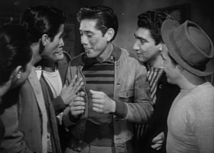 Rita Moreno in The Ring (1952)