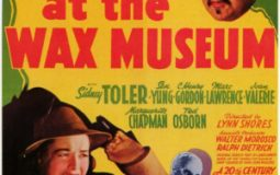Marguerite Chapman, Marc Lawrence, and Sidney Toler in Charlie Chan at the Wax Museum (1940)