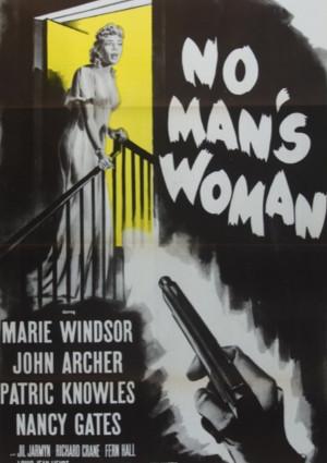 No Man's Woman (1955)