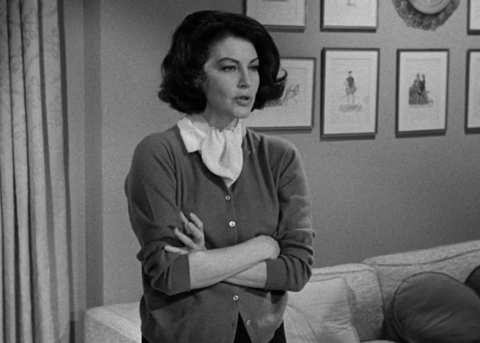 Ava Gardner in Seven Days in May (1964)