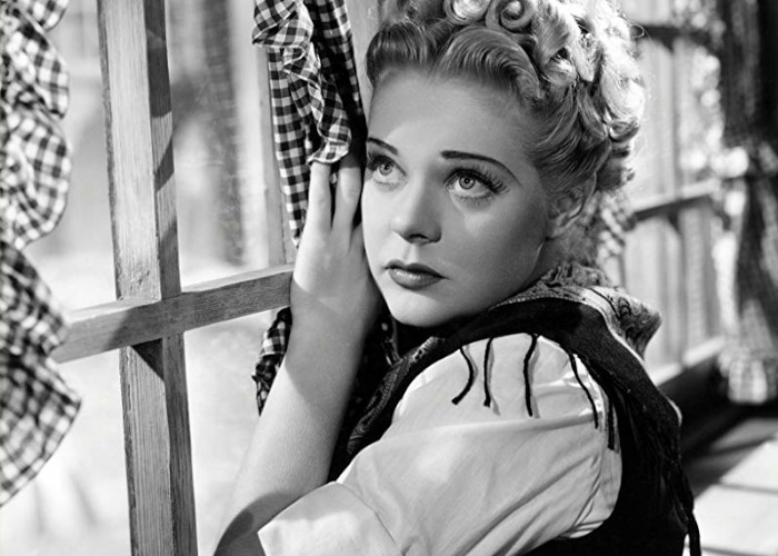 Alice Faye in Little Old New York (1940)