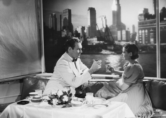 Leif Erickson and Sylvia Sidney in ...One Third of a Nation... (1939)