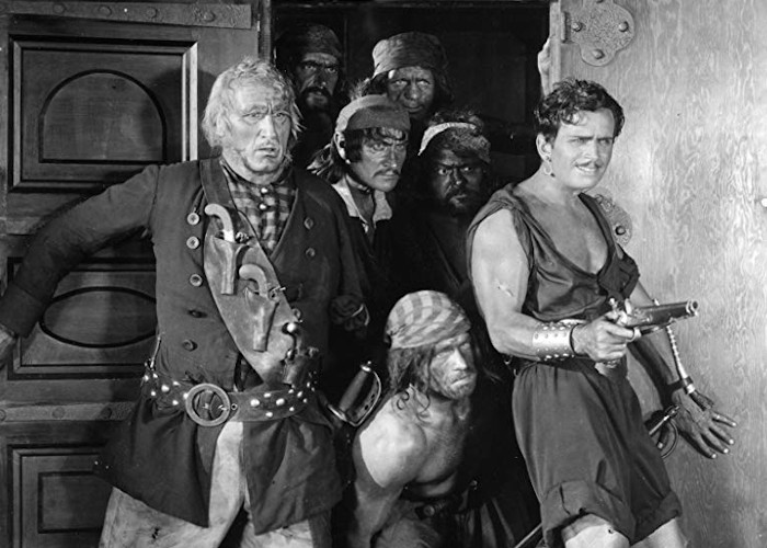 Douglas Fairbanks in The Black Pirate (1926)