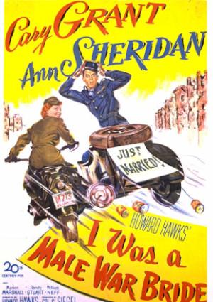 I Was a Male War Bride (1949)