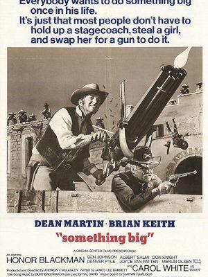 Something Big (1971)