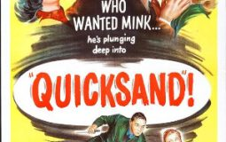 Peter Lorre, Mickey Rooney, Barbara Bates, and Jeanne Cagney in Quicksand (1950)