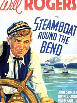 Will Rogers in Steamboat Round the Bend (1935)
