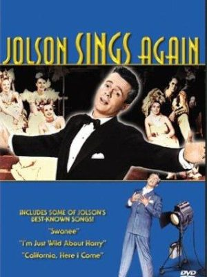 Larry Parks in Jolson Sings Again (1949)