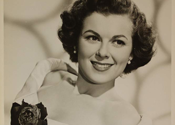 Barbara Hale in Jolson Sings Again (1949)