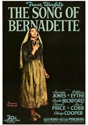 Jennifer Jones in The Song of Bernadette (1943)