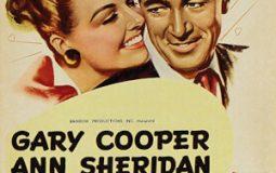 Gary Cooper and Ann Sheridan in Good Sam (1948)