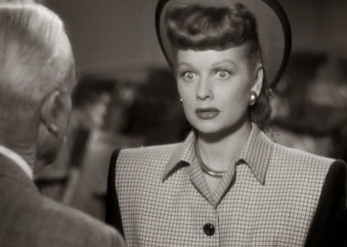 Lucille Ball in Her Husband's Affairs (1947)