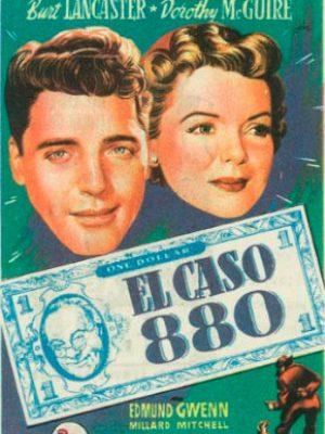 Burt Lancaster, Edmund Gwenn, and Dorothy McGuire in Mister 880 (1950)