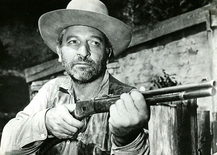 Harold J. Stone in Showdown (1963)
