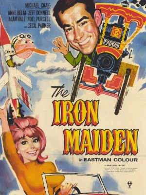 The Iron Maiden (1963)