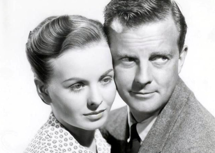 Jeanne Crain and William Lundigan in Pinky (1949)