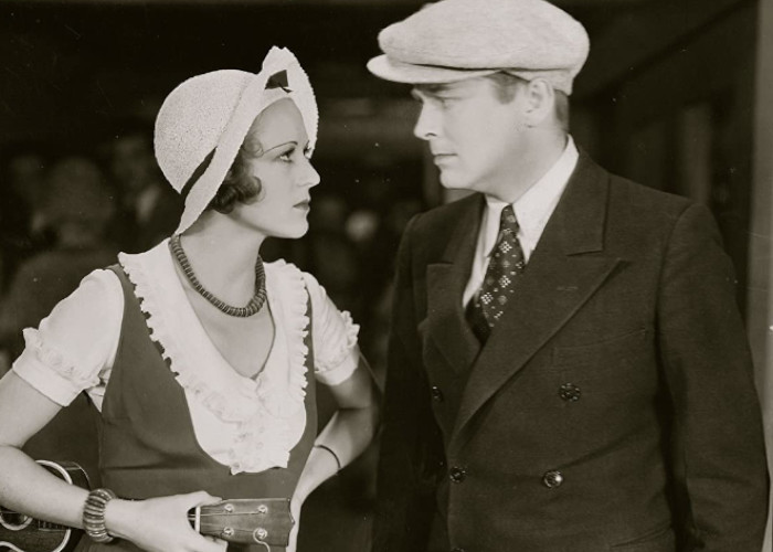 James Dunn and Sally Eilers in Bad Girl (1931)