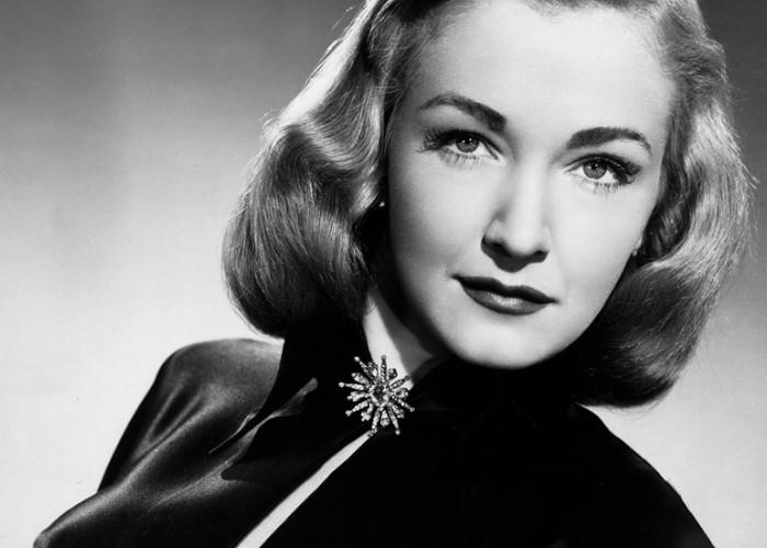Nina Foch in Johnny Allegro (1949)