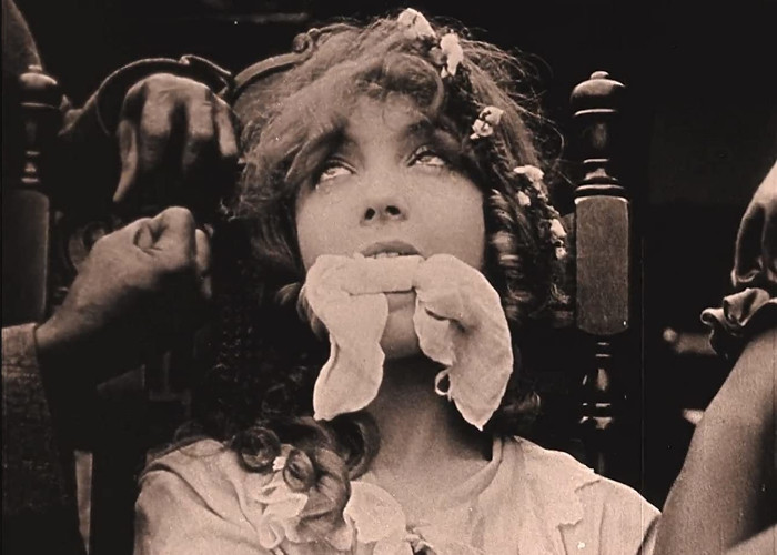 Lillian Gish in The Birth of a Nation (1915)