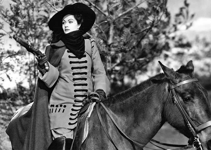Margaret Lockwood in The Wicked Lady (1945)