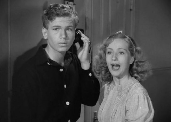 Edit TagsReport This Bonita Granville and Frankie Thomas in Nancy Drew and the Hidden Staircase (1939)
