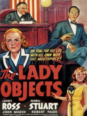 Gloria Stuart, Howard Davies, Joan Marsh, and Lanny Ross in The Lady Objects (1938)