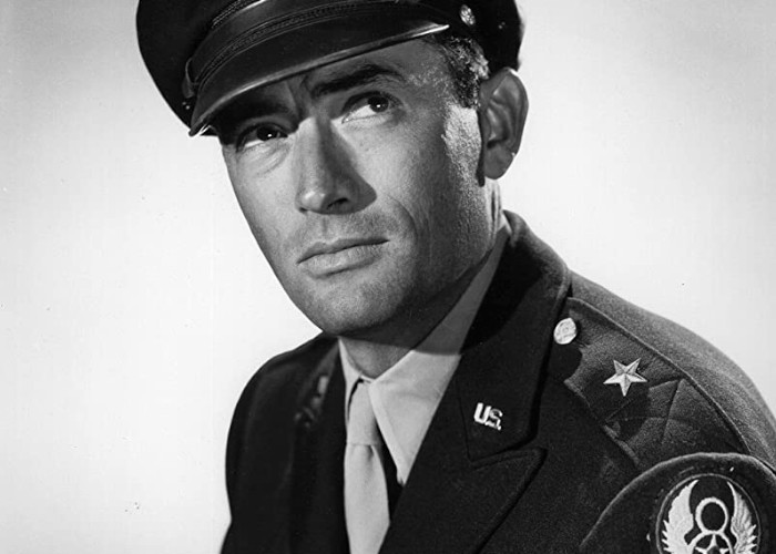 Gregory Peck in Twelve O'Clock High (1949)