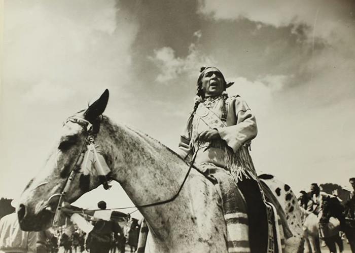 J. Carrol Naish in Sitting Bull (1954)