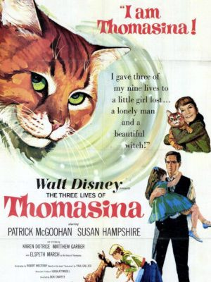 The Three Lives of Thomasina (1963)