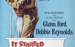 Glenn Ford and Debbie Reynolds in It Started with a Kiss (1959)