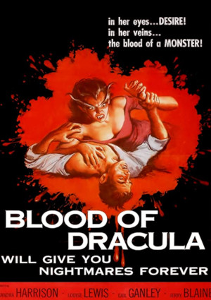 Blood of Dracula (1957)