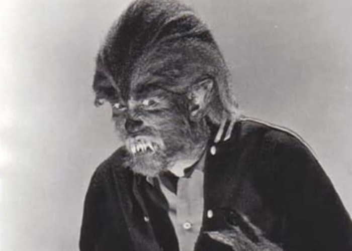 Michael Landon in I Was a Teenage Werewolf (1957)