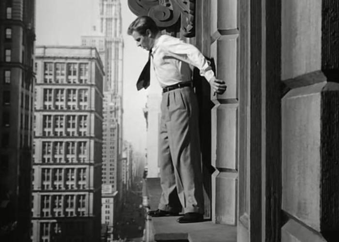 Richard Basehart in Fourteen Hours (1951)