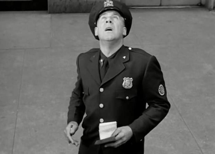 Paul Douglas in Fourteen Hours (1951)