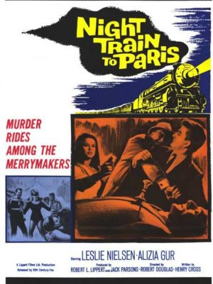 Night Train to Paris (1964)