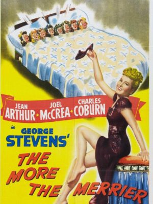 Jean Arthur in The More the Merrier (1943)