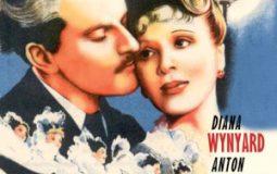 Anton Walbrook and Diana Wynyard in Gaslight (1940)