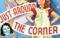 Shirley Temple, Joan Davis, Amanda Duff, Charles Farrell, Bert Lahr, and Bill Robinson in Just Around the Corner (1938)