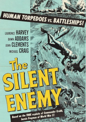 The Silent Enemy (1958)